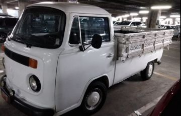 Volkswagen Kombi 1.6 Pick-up CS 8v