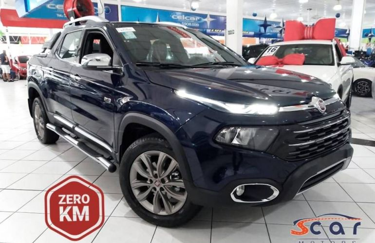 Fiat Toro 2.0 16V Turbo Ranch 4wd - Foto #1
