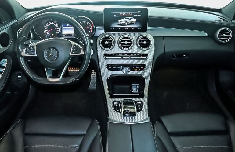 Mercedes-Benz C 43 Amg 3.0 V6 - Foto #6