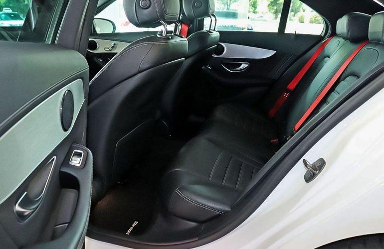 Mercedes-Benz C 43 Amg 3.0 V6 - Foto #7