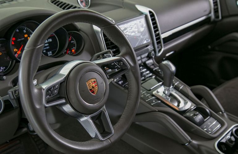 Porsche Cayenne 3.6 Platinum Edition 4x4 V6 24v - Foto #5