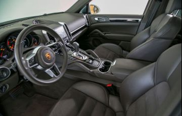 Porsche Cayenne 3.6 Platinum Edition 4x4 V6 24v - Foto #6