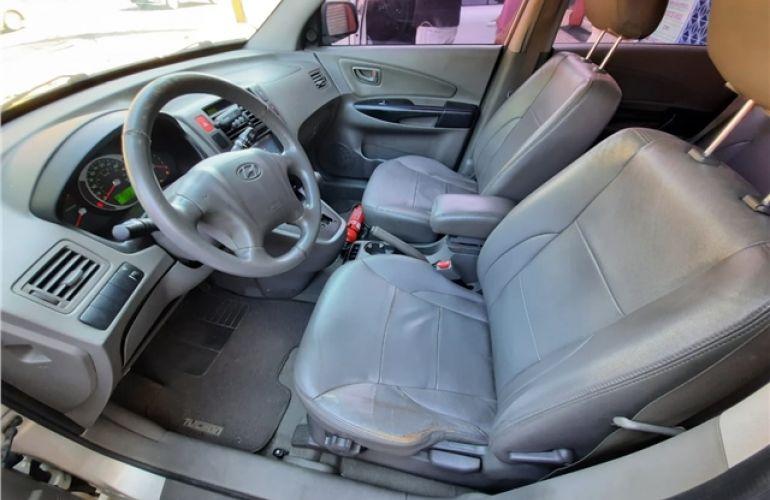 Hyundai Tucson 2.0 MPFi GLS 16V 143cv 2WD Flex 4p Automático - Foto #8