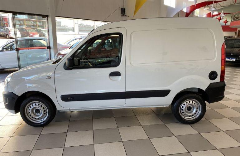 Renault Kangoo Expression 1.6 16V (flex) - Foto #4