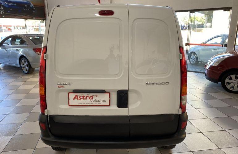 Renault Kangoo Expression 1.6 16V (flex) - Foto #6