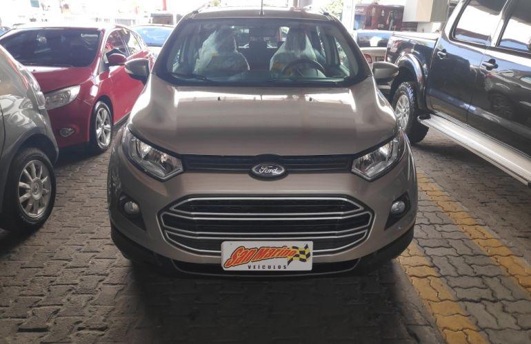 Ford Ecosport SE 1.6 16V PowerShift (Flex) - Foto #2