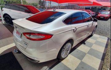 Ford Fusion 2.0 Titanium AWD 16v - Foto #6