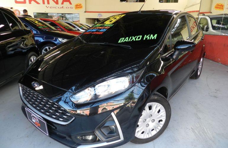 Ford Fiesta 1.6 Tivct Se - Foto #1