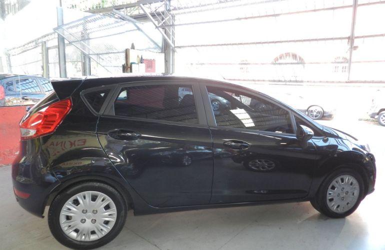 Ford Fiesta 1.6 Tivct Se - Foto #4