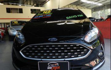 Ford Fiesta 1.6 Tivct Se - Foto #6