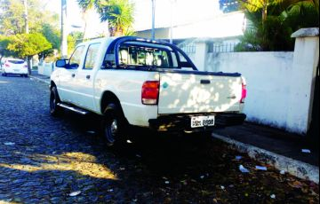 Ford Ranger XL 4x2 2.3 16V (Cab Dupla) - Foto #5