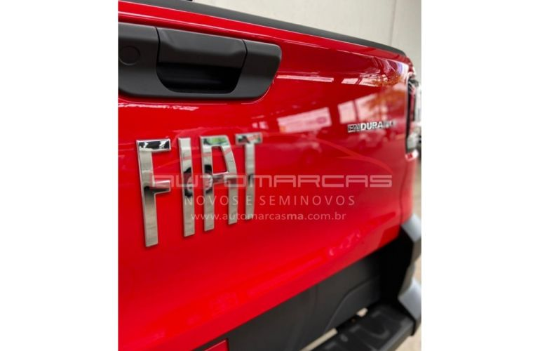 Fiat Strada Cabine Dupla Endurance - Foto #3