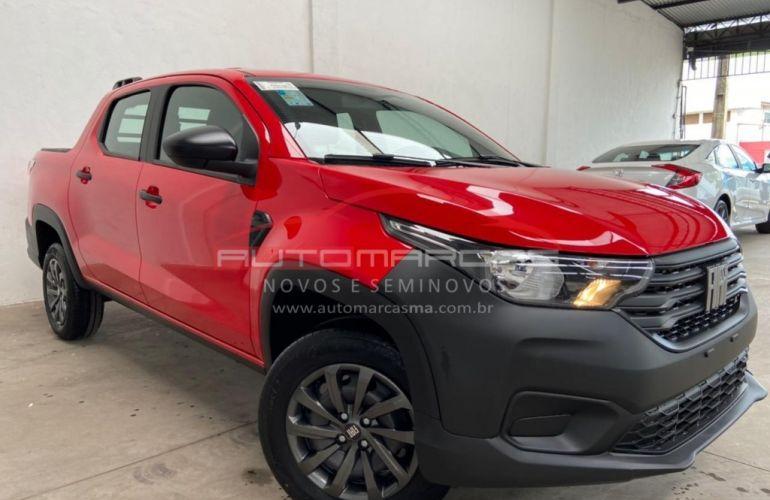 Fiat Strada Cabine Dupla Endurance - Foto #1