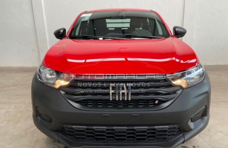 Fiat Strada Cabine Dupla Endurance - Foto #2