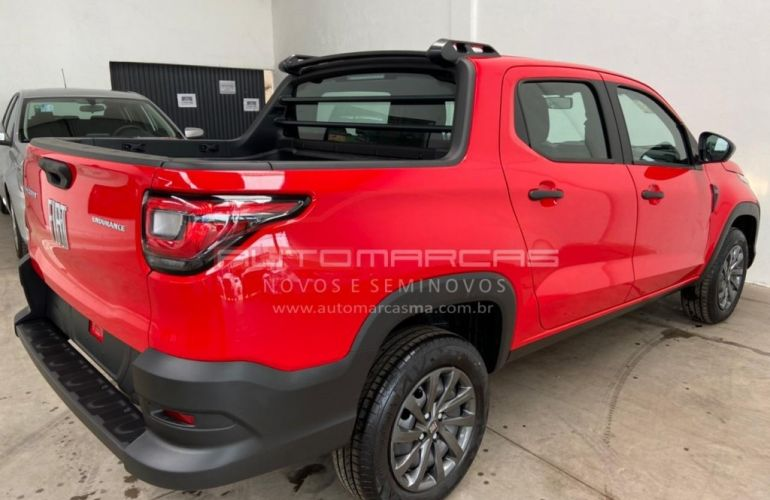 Fiat Strada Cabine Dupla Endurance - Foto #6
