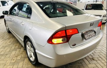Honda New Civic LXS 1.8 (Flex) - Foto #3