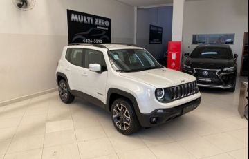 Jeep Renegade Longitude AT 1.8 16v Flex