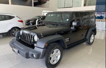 Jeep WRANGLER 3.6 Unlimited Sport 4X4 V6