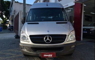 Mercedes-Benz Sprinter 2.2 415 Cdi Van 16 Lugares Teto Alto 16V Bi-turbo