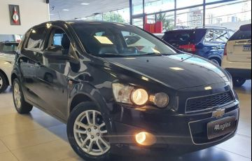 Chevrolet Sonic 1.6 LTZ 16v