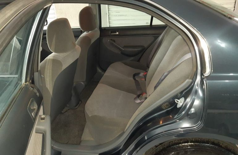 Honda Civic LX 1.7 16V - Foto #7