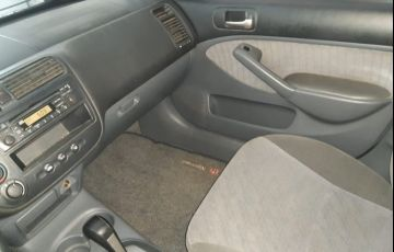 Honda Civic LX 1.7 16V - Foto #9