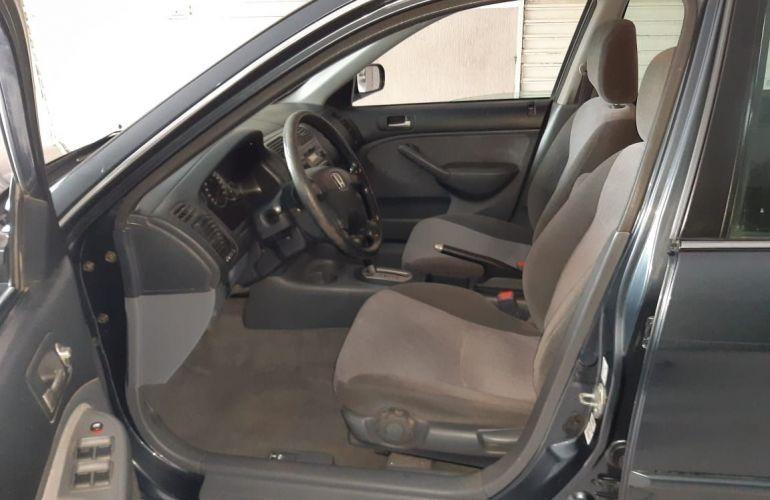 Honda Civic LX 1.7 16V - Foto #10