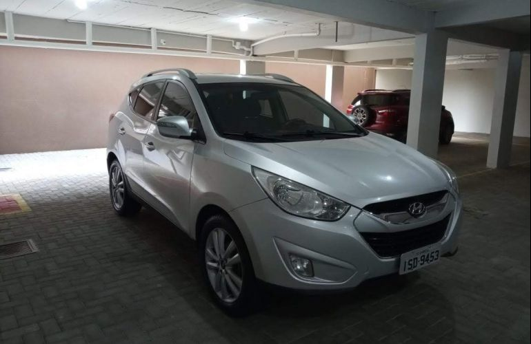 Hyundai ix35 2.0L GLS Intermediário (Aut) - Foto #5