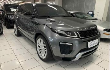 Land Rover Range Rover Evoque Dynamic HSE 4WD 2.0 16V