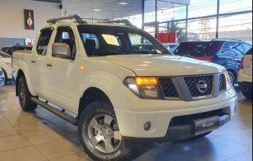 Nissan Frontier 2.5 Le Attack 4x4 CD Turbo Eletronic - Foto #1