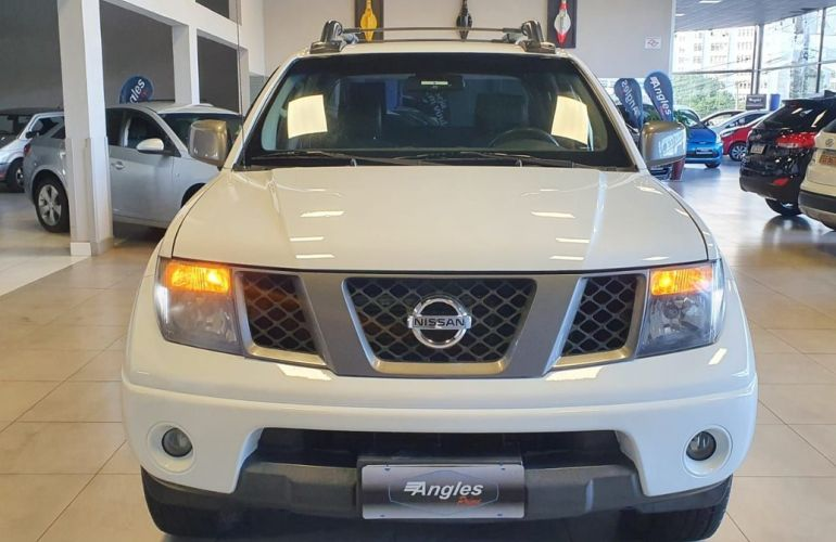 Nissan Frontier 2.5 Le Attack 4x4 CD Turbo Eletronic - Foto #3