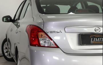 Nissan Versa 1.6 16V Flexstart Sv - Foto #10