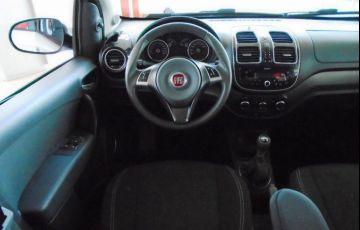 Fiat Grand Siena Tetrafuel 1.4 EVO - Foto #5