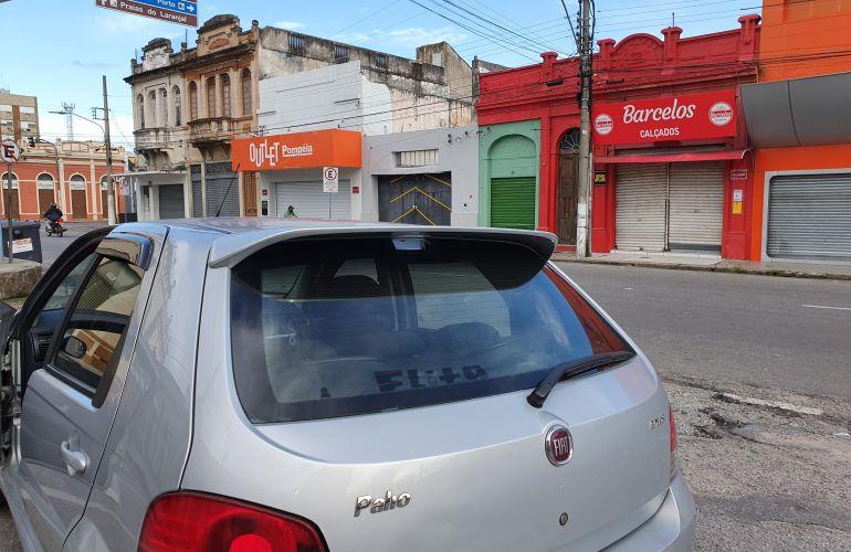 Fiat Palio ELX Dualogic 1.8 (Flex) - Foto #9