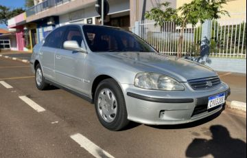 Honda Civic Sedan LX 1.6 16V (Aut) - Foto #2