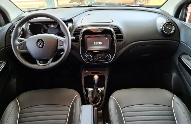 Renault Captur 1.6 Intense CVT - Foto #7