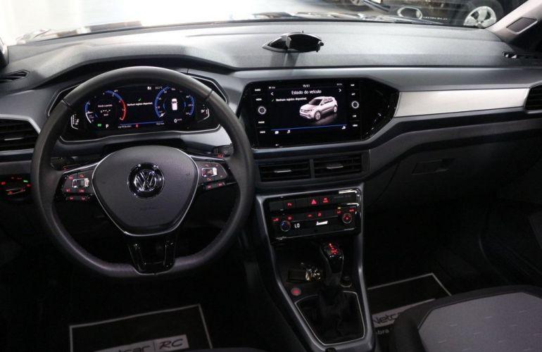 Volkswagen T-Cross 200 TSI COMFORTLINE 1.0 TOTAL Flex - Foto #8
