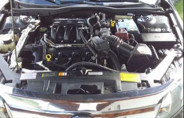 Ford Fusion 3.0 V6 SEL AWD - Foto #8