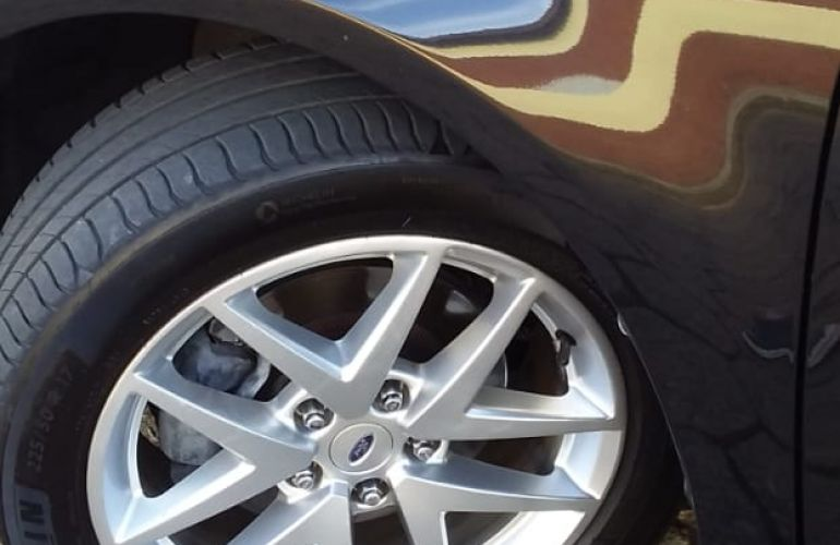 Ford Fusion 3.0 V6 SEL AWD - Foto #9