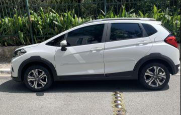 Honda WR-V EXL 1.5 FlexOne CVT (Flex) - Foto #8