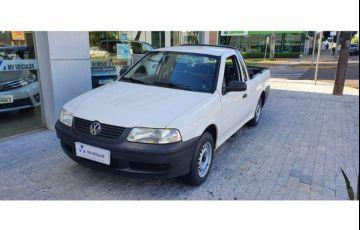 Volkswagen Saveiro 1.6 8V (�lcool)