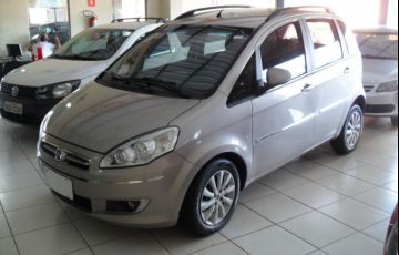 Fiat Idea Essence 1.6 16V Flex - Foto #2