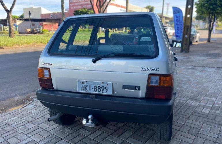 Fiat Uno CSL 1.6 - Foto #8
