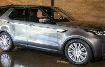 Land Rover Discovery 3.0 V6 Td6 Hse Luxury 4wd - Foto #4