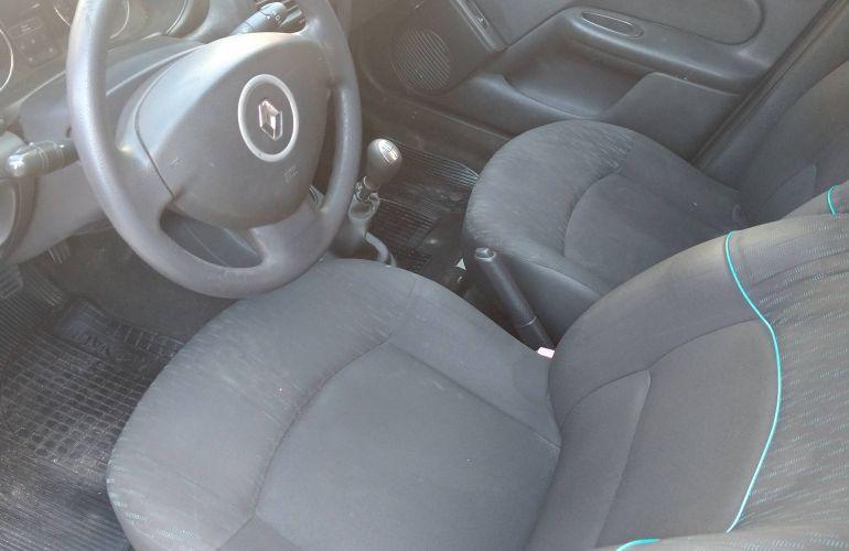 Renault Clio Authentique 1.0 16V (Flex) 4p - Foto #3