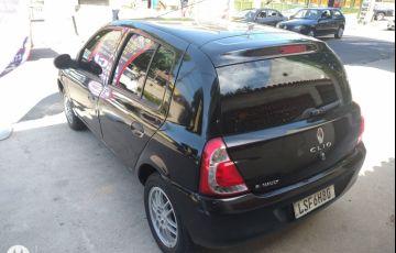 Renault Clio Authentique 1.0 16V (Flex) 4p - Foto #4