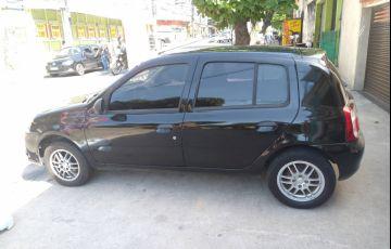 Renault Clio Authentique 1.0 16V (Flex) 4p - Foto #5