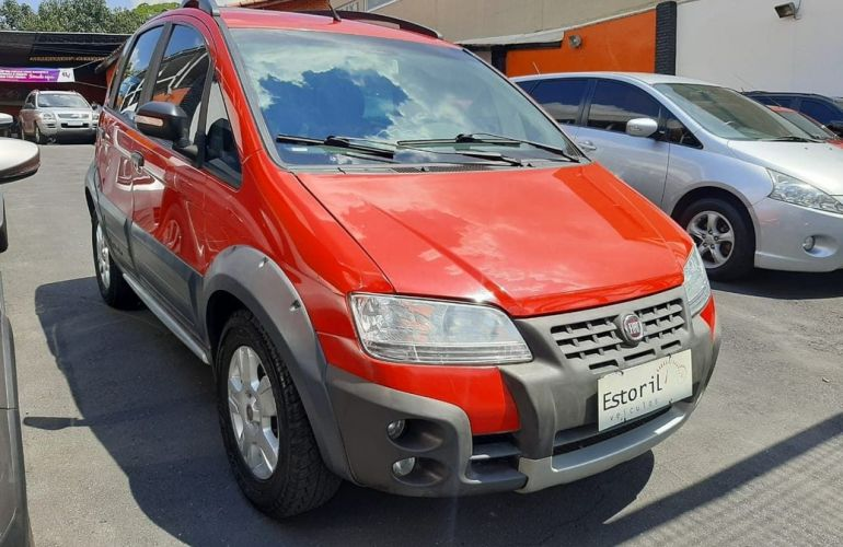 Fiat Idea 1.8 MPi Adventure 8v - Foto #5