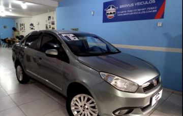 Fiat Siena Essence 1.6 Flex 16v