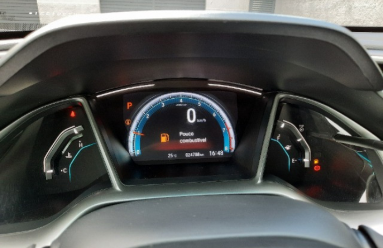 Honda Civic 2.0 EX CVT - Foto #2